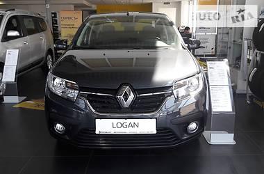 Renault Logan NEW 1.5D MT 2018