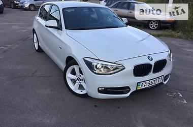BMW 120 Sport 2013