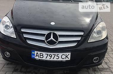 Mercedes-Benz B 180 2012