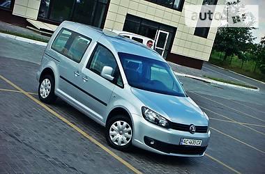 Volkswagen Caddy пасс. Trendline 2012
