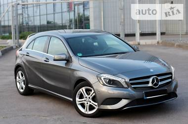 Mercedes-Benz A 200 Urban 2014