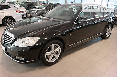 Mercedes-Benz S 350 S 350  7G-Tronic 2011
