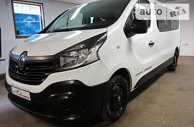Renault Trafic пасс.  L2H1 9-sits 2015