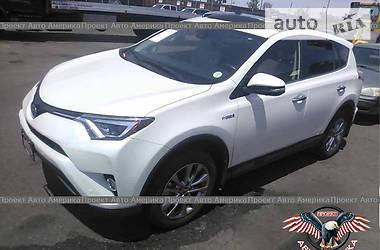 Toyota Rav 4 HV LIMITED 2016