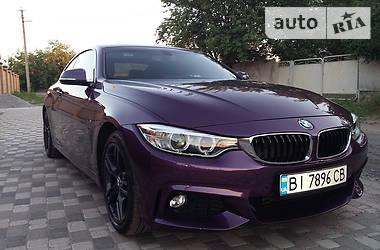 BMW 420 X-Drive M-Paket 2016