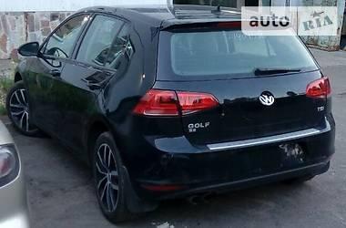 Volkswagen Golf VII Рестайл 2015