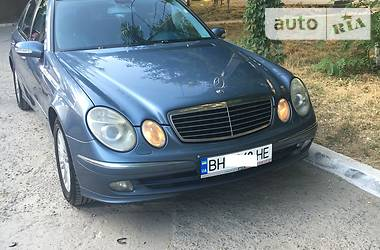 Mercedes-Benz E 320 Avantgarde 2003