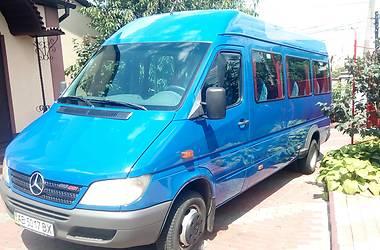 Mercedes-Benz Sprinter 413 пасс. Оригинальный пасажир 2005