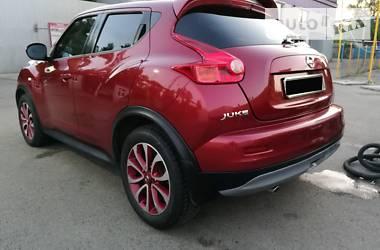 Nissan Juke SE 2014