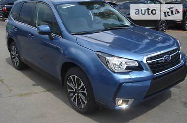 Subaru Forester Boxer Diesel Full 2017