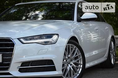 Audi A6 S-line 2017