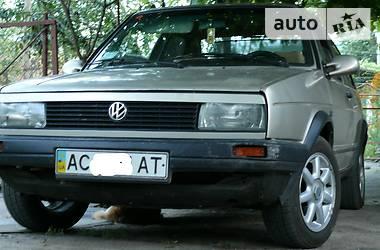 Volkswagen Jetta coupe 1986