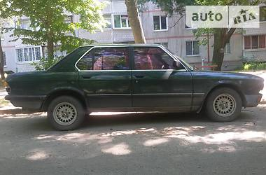 BMW 520 Е28 1986