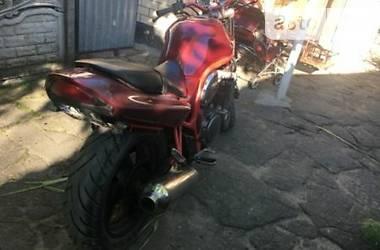 Suzuki Bandit 2000
