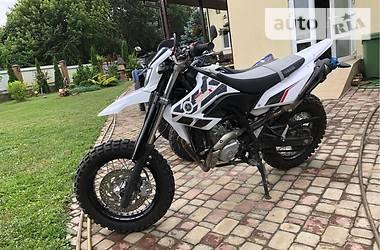 Yamaha WR 125X 2016