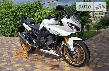 Yamaha Fazer 2011