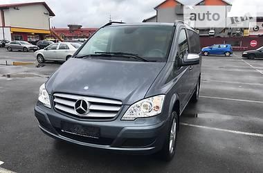 Mercedes-Benz Viano пасс. Trend 4 MATIC 2013