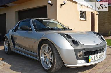 Smart Roadster Coupe BRABUS 2004