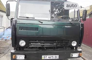КамАЗ 53212 зерновоз 1983