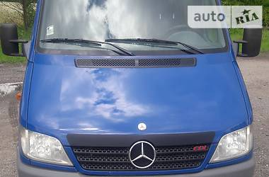 Mercedes-Benz Sprinter 313 пасс. МАХІ 2004