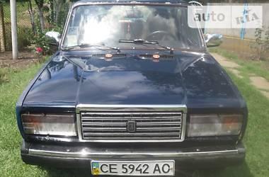 ВАЗ 2107 21072 1.3 1985