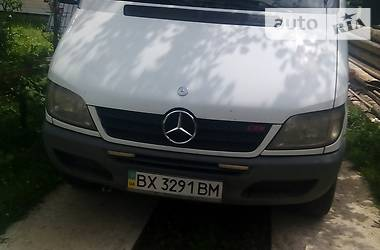 Mercedes-Benz Sprinter 311 груз. 2005