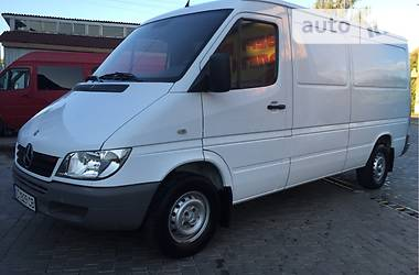 Mercedes-Benz Sprinter 213 груз. 213 2005