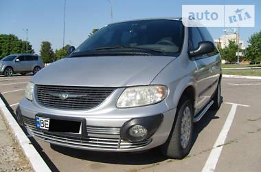 Chrysler Voyager Минивэн 2003