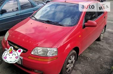 Chevrolet Aveo LT 2005