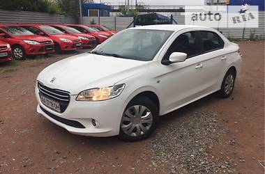 Peugeot 301 Active 2013
