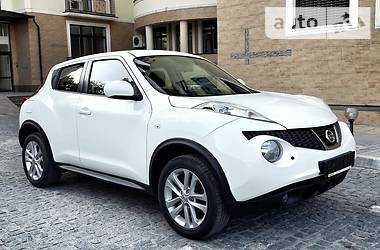Nissan Juke 1.6i SE 2013