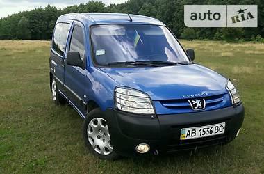Peugeot Partner пасс. 2.0 hdi 2003