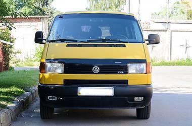 Volkswagen T4 (Transporter) пасс. AJT 2001