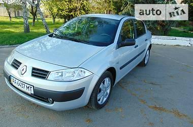 Renault Megane ll 1.6 16v 2005