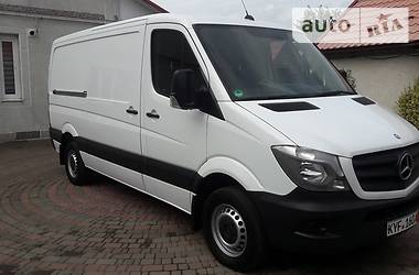 Mercedes-Benz Sprinter 216 груз. 2014