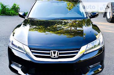 Honda Accord 2.4 Sport 2014