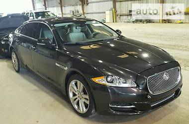 Jaguar XJL portfolio 2015
