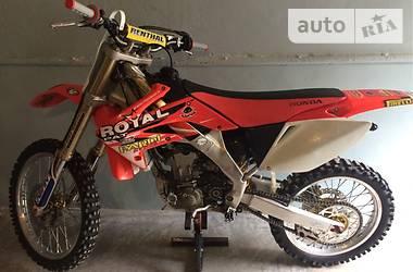 Honda CRF R 2008