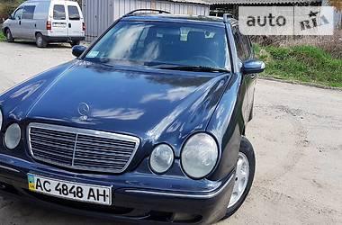 Mercedes-Benz E 220 elegance 1999