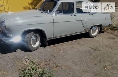 ГАЗ 21 1964