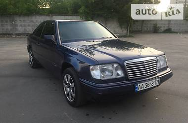 Mercedes-Benz E 220 coupe 1994