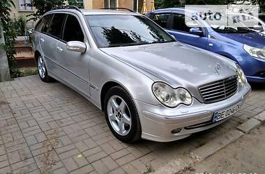 Mercedes-Benz C 180 W203 C180 K 2002