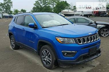 Jeep Compass LATITUDE 2017
