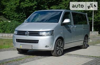Volkswagen Multivan 2.0TDi Highline 4x4 2012
