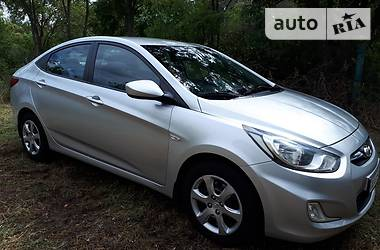 Hyundai Accent 1.4i 2012