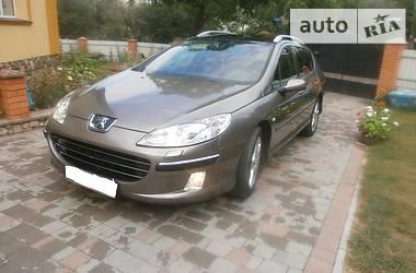 Peugeot 407 SW HDi 2007