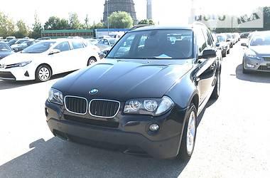 BMW X3 2.0 TDI 2009