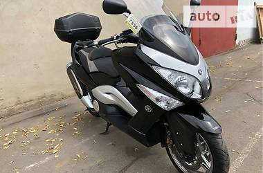 Yamaha T-MAX Limited edition 2009