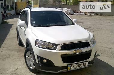 Chevrolet Captiva Chevrolet Captiva 2013 2013