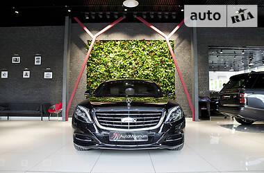 Mercedes-Benz S 350 Long 2013